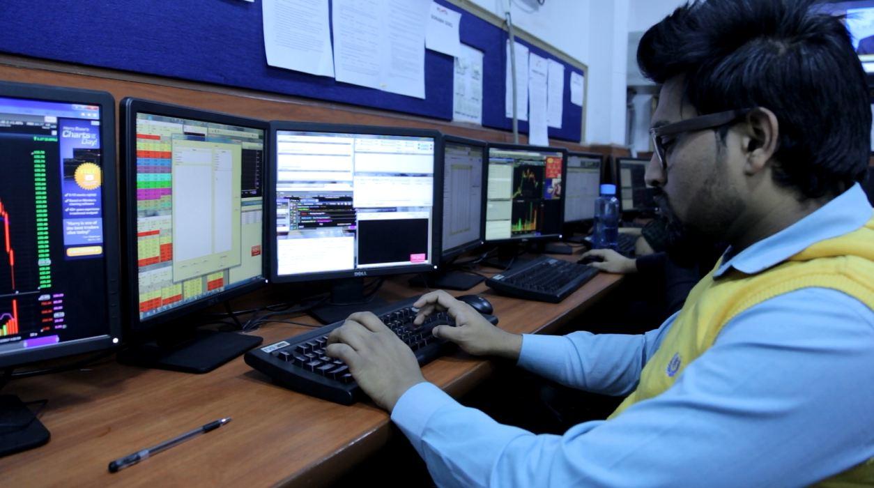 Indian stock market option trading